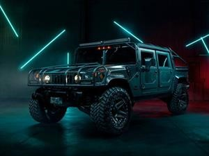 Hummer H1 Launch Edition por Mil-Spec debuta