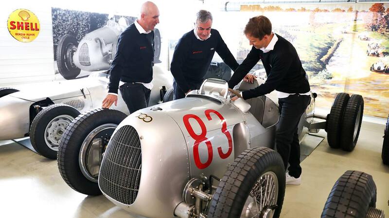 "Dakar 2022: Audi arma un verdadero ""Dream Team"" con Sainz y Peterhansel"