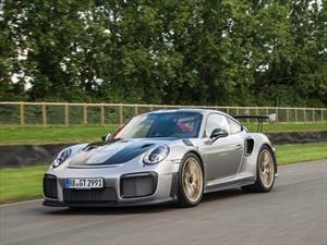 Porsche 911 GT2 RS, el más poderoso de la historia