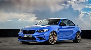 BMW M2 CS 2020, 444 hp para una despedida gloriosa