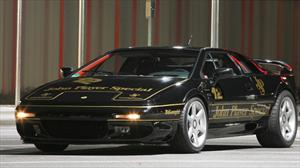 Lotus Esprit, gran homenaje al piloto brasileño Ayrton Senna