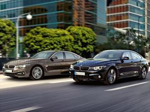Se filtran las primeras fotos del BMW Serie 4 Gran Coupé