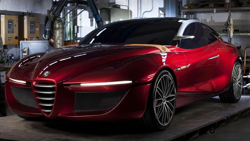 Alfa Romeo GTV volvería a la vida como un deportivo eléctrico