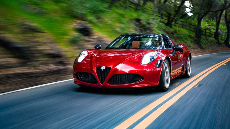 Alfa Romeo 4C 33 Stradale Tributo, hasta siempre pequeño
