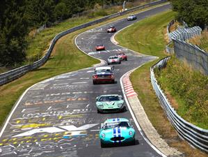Nürburgring ahora tiene velocidad limitada