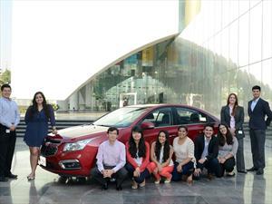 General Motors capta talento automotriz en las universidades de México