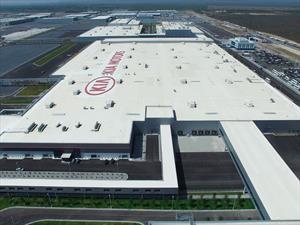 La planta de Kia en México celebra dos años de producción