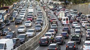 Estas son las ciudades con más tráfico del 2019