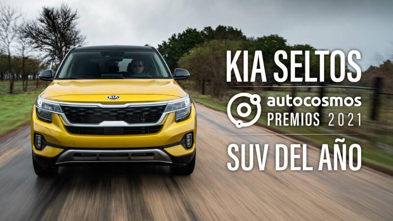 Premios Autocosmos 2021: el KIA Seltos es el SUV del Año