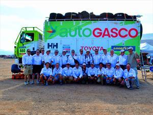 Goodyear: Ejecutivos visitan el Rally Dakar Perú, Argentina y Chile 2013