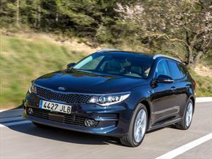 Kia Optima Sportwagon 2016, un automóvil con más versatilidad