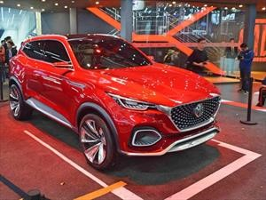 MG X-Motion Concept debuta