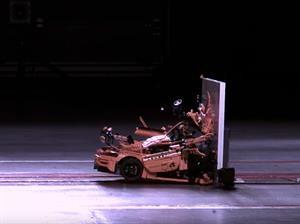 Un Porsche 911 GT3 RS no supera pruebas de seguridad, por estar fabricado de Lego