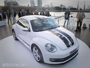 VW Beetle se presenta en Argentina