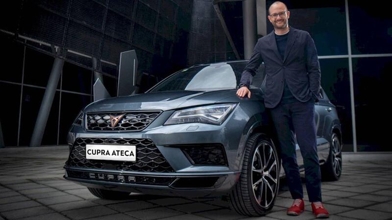 Juan Pablo Gómez, director de CUPRA, nos adelanta la llegada del León y Formentor para 2021