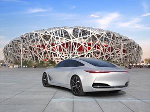 Infiniti presenta cinco nuevos modelos en China