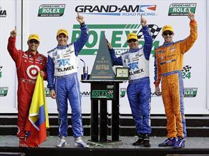 Juan Pablo Montoya volvió a ganar las 24 horas de Daytona
