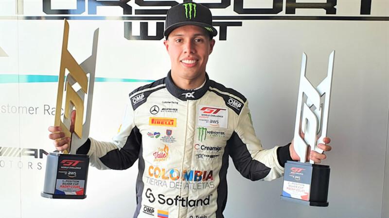 Óscar Tunjo obtuvo primera victoria de la temporada
