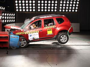 Renault Duster gana cuatro estrellas en las pruebas de LatinNCAP
