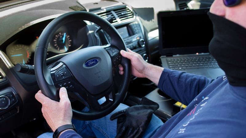Ford desarrolla un sistema para desinfectar el interior de los automóviles por medio de calor