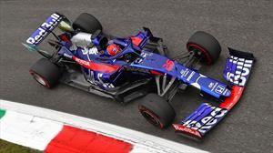 F1 Toro Rosso pasa a llamarse Alpha Tauri
