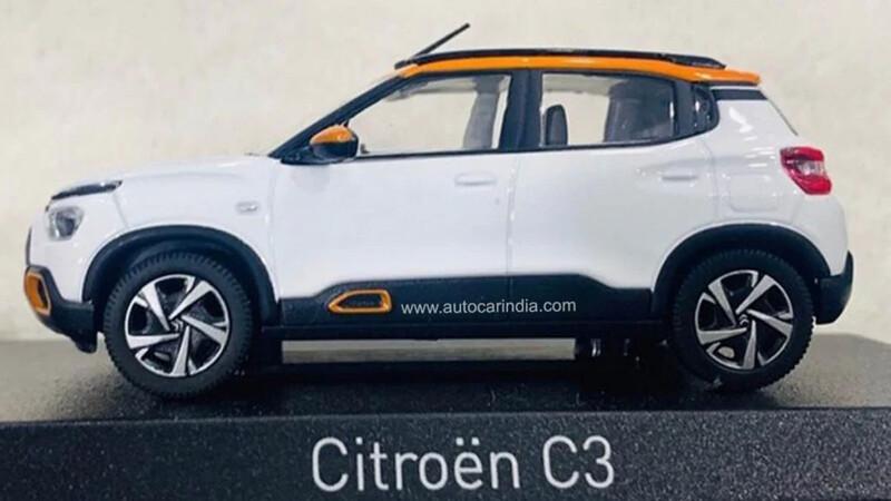Filtración a escala: Así es el nuevo Citroën C3 que llegará a la Argentina