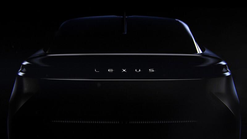 Lexus muestra como será su próximo modelo eléctrico