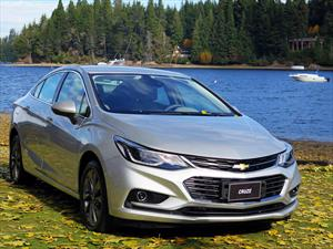 Nuevo Chevrolet Cruze ya está en Argentina