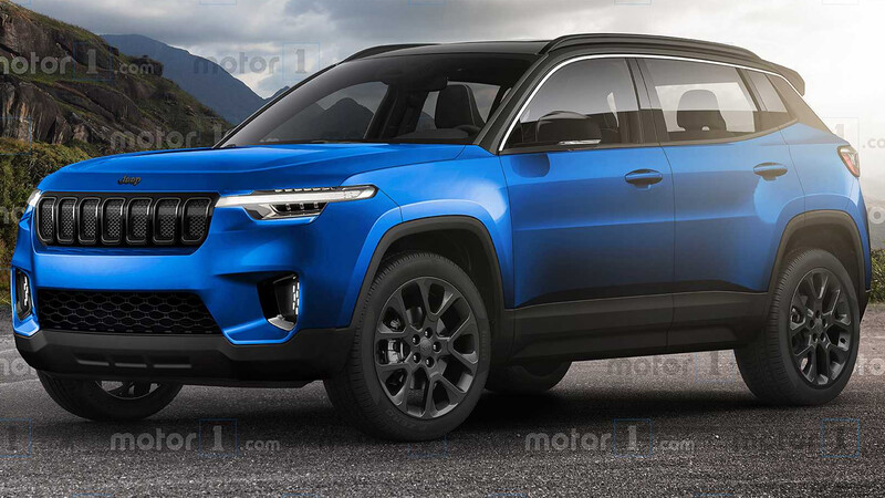 Este es el nuevo mini SUV de Jeep