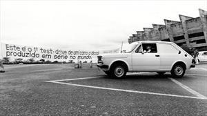 Fiat 147 cumple 40 años de ser el primer auto de producción con motor a etanol