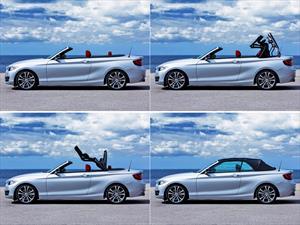 BMW estrena el nuevo Serie 2 Cabrio