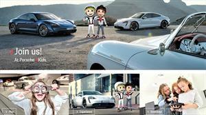 Porsche4kids, diversión digital para los más pequeños de la casa