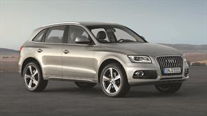 Audi Q5 2013, potencia híbrida