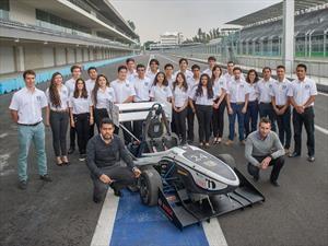 Alumnos de la UNAM competirán en la Fórmula Student