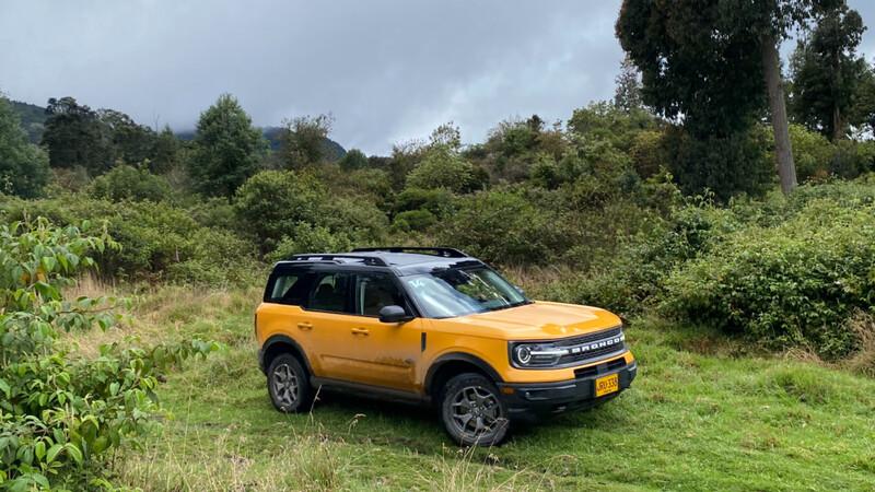 Ford Bronco Sport 4x4, un nuevo todoterreno llega a conquistar a Colombia
