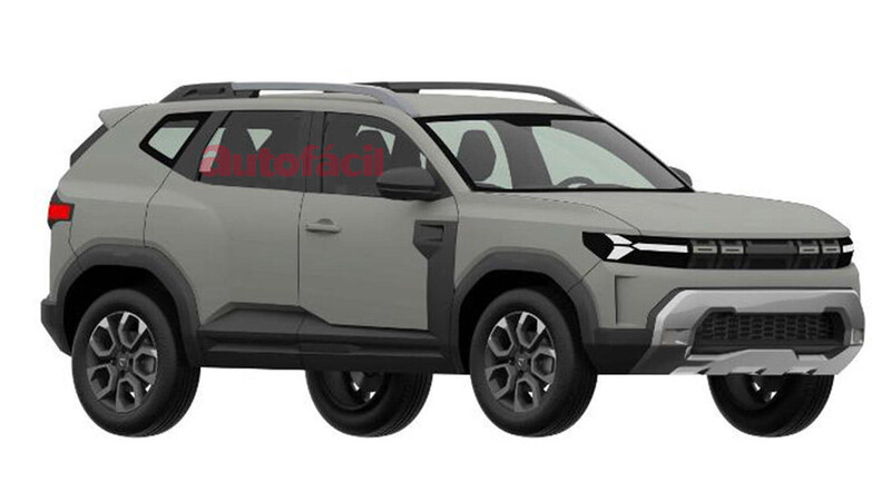 El Renault Bigster será muy parecido al concept de Dacia