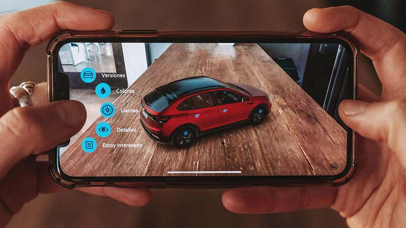 Tené al Nivus en la palma de tu mano con la nueva app de Volkswagen