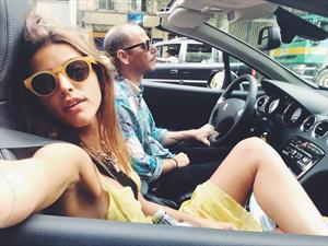 Peugeot le dá el control de su cuenta de Instagram a Calu Rivero