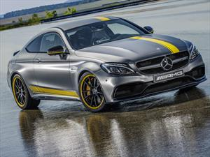 Mercedes-AMG C63 Coupe Edition 1, tuning de fábrica