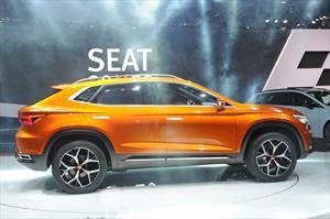 SEAT 20V20 Concept, anticipa el futuro crossover de la marca