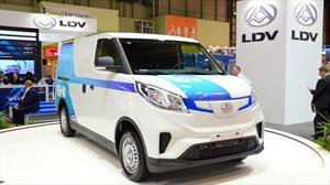 Maxus EV30, otro furgón eléctrico desde China