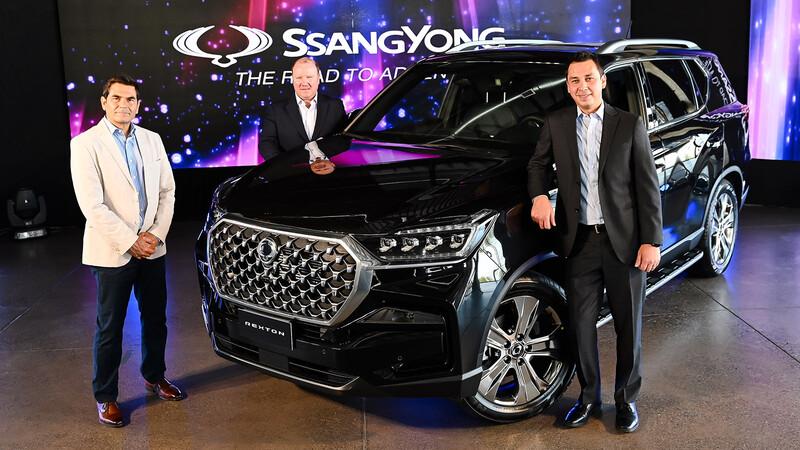 SsangYong traza su hoja de ruta para Chile y el 2021