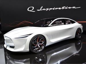 El Infiniti Q Inspiration es el mejor concept car de Detroit 2018