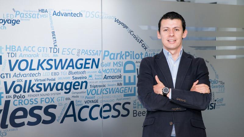 Volkswagen Colombia tiene nuevo gerente de marca