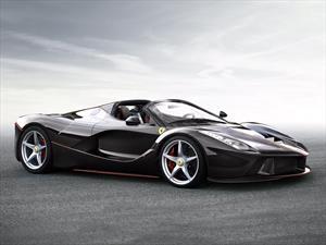 Ferrari LaFerrari Spider, el hiper convertible