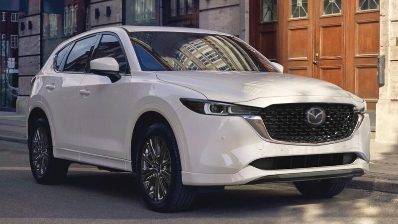 Mazda CX-5 2022 estrena imagen y perfecciona la experiencia de manejo
