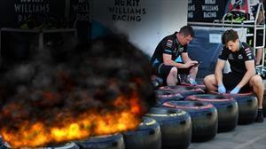 F1 2020: Pirelli quemará 1800 neumáticos que no pudieron usarse en el GP de Australia