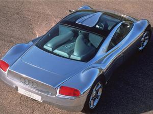 Retro Concepts: Audi AVUS quattro
