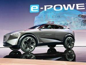 ¿Será así la futura Nissan Qashqai híbrida?