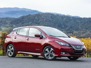 Nissan Leaf 2019: Precios y versiones